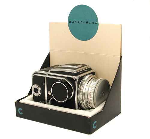 Hasselblad Historical - Hasselblad Boxes