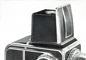 Early waist level finder